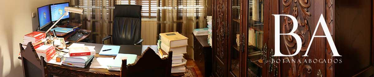 despacho botana abogados