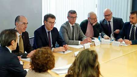 Suspensión de las elecciones en Galicia por la pandemia de coronavirus